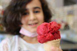 Elazığ'ın patent yolundaki lezzeti: Vişne dondurmasının tadı ülke sınırlarını aştı
