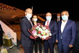 KKTC Cumhurbaşkanı Ersin Tatar Elazığ'da