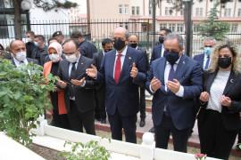 """KKTC Cumhurbaşkanı Tatar: """"Doğu Akdeniz'de büyük bir mücadele içerisinde KKTC, Türk milleti için önemli bir devlettir"""""""