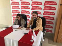 Basketbol Kadınlar 2. Ligi'nde mücadele eden takımdan sağlık sponsorluğu anlaşması