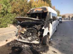 Elazığ'da 4 saatte 3 araç kundaklandı