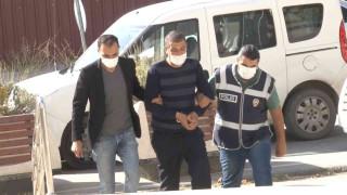 Elazığ'da 4 saatte 3 aracı kundaklayan şüpheli, adliyeye sevk edildi