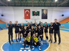 Hentbol Kadınlar 1. Ligi: Elazığ SYSK: 32 – Aksaray Belediyespor: 24